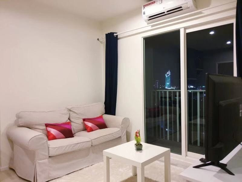 For RentCondoSathorn, Narathiwat : For Rent The Key Sathorn- Charoenraj Building A 11 Floor