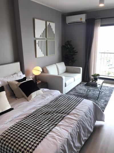 For SaleCondoRatchadapisek, Huaikwang, Suttisan : Urgent sale, pro room, Ideo Ratchada-Suthisan, size 28.5 sq m, interested contact 0654649497.