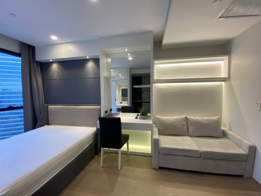 เช่าคอนโดสยาม จุฬา สามย่าน : For Rent - Ashton Chula Silom Studio 20,000Contact Ben 0992429293