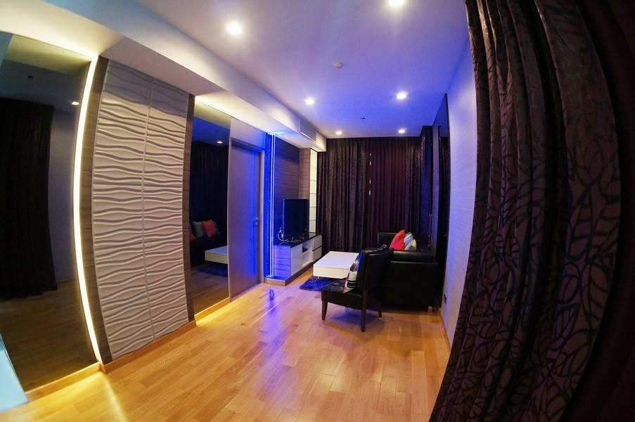 For SaleCondoSukhumvit, Asoke, Thonglor : For sale Keyne By Sansiri, near BTS, 2BR 2RR, 76sq.m, fully furnished