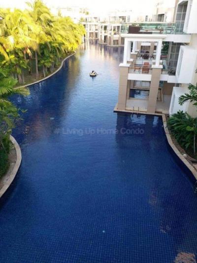 For SaleCondoHua Hin, Prachuap Khiri Khan, Pran Buri : For Sale Hua Hin Blue Lagoon 152 Sqm.2 Bed room Best view