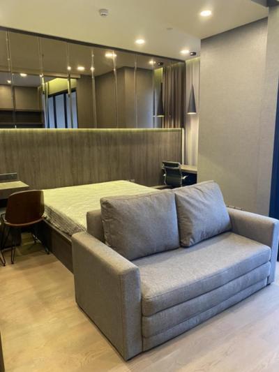 เช่าคอนโดสยาม จุฬา สามย่าน : For Rent - Ashton Chula Silom 1Bedroom ตกแต่งสวยบิ้วอินทั้งห้อง 24,000 🔥🔥Contact Ben 0992429293