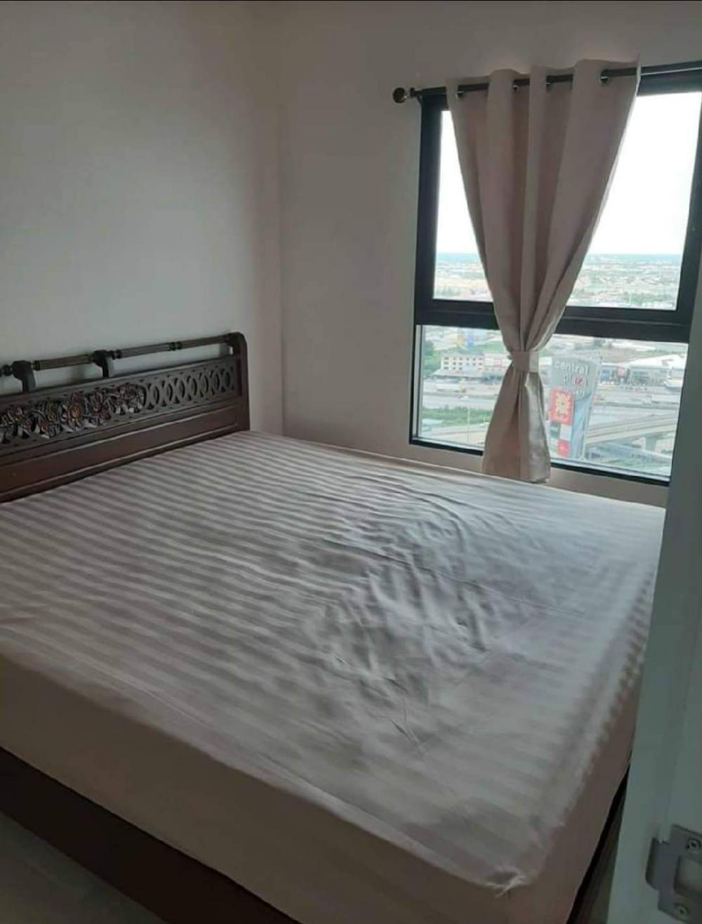 For RentCondoRattanathibet, Sanambinna : Condo for rent Plum Condo Central Station
