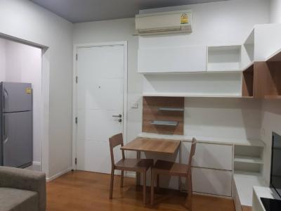 For RentCondoOnnut, Udomsuk : For rent condo at Blocs Sukhumvit 77 Onnut /30.5 sqm 13,500 baths/month