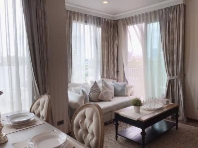 For SaleCondoSukhumvit, Asoke, Thonglor : For sale Ceil by sansiri Ekkamai Type: 1 bedroom, 1 bathroom, size: 46.76 sq.m.