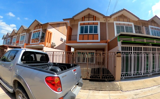 For SaleHouseRathburana, Suksawat : Townhome for sale, Sukniwet Village 5 Phase 2, Phutthabucha 39, Rama 2, Suksawat Road 26