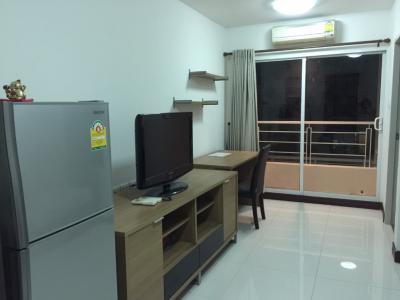 For RentCondoRatchadapisek, Huaikwang, Suttisan : ให้เช่าห้องสวย คอนโด ไอวี่ รัชดา-สุทธิสาร  IVY Ratchada ใกล้ MRT สุทธิสาร เพียง 150 m.