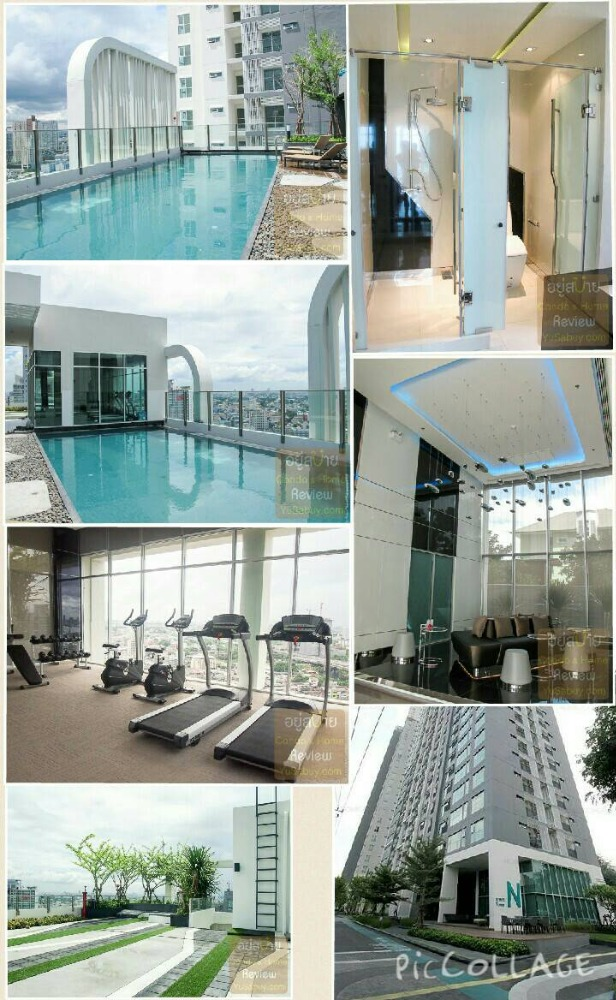 For RentCondoOnnut, Udomsuk : Condo aspire sukhumvit 48 for rent