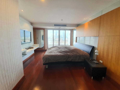 For SaleCondoRama3 (Riverside),Satupadit : Sale room 21st floor, river view, sky garden, River Heaven - Charoen Krung