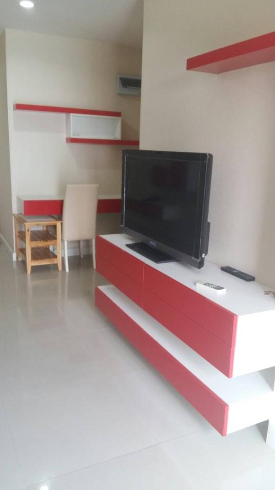 For RentCondoThaphra, Talat Phlu, Wutthakat : Condo for rent Metro Park Metro park Sathorn Kalapapruek (The Lake Sathorn) Building 3A Phase 3, Floor 6, rental price 7,000 baht.
