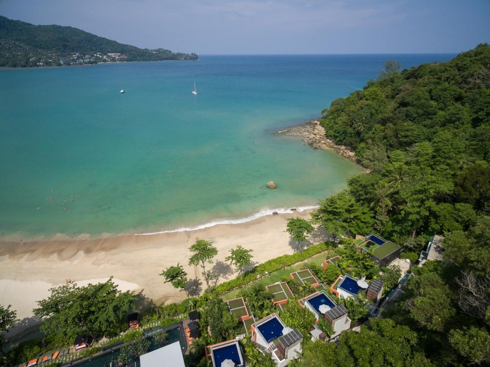 For SaleBusinesses for salePhuket, Patong, Samui, Hat Yai, Phang nga : Selling Novotel Hotel Kamala Beach in Phuket 8 Rai (12,800 sqm) Close to the beach with High Potential area
