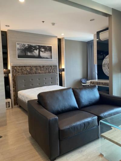 เช่าคอนโดสยาม จุฬา สามย่าน : Ideo Q Chula Samyan 1BR for rent 22K Contact Ben 0992429293