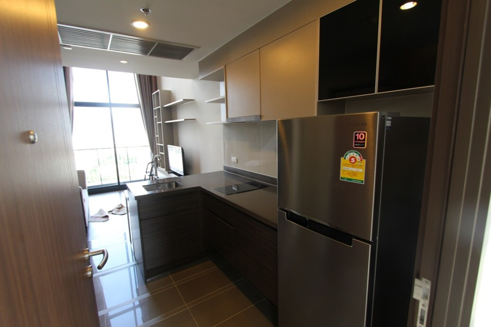 For RentCondoSapankwai,Jatujak : For Rent Onyx Saphan Kwai Duplex 1Bed 1Bath Ready To Move In Pls Call 0955477160 Poster