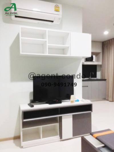 For RentCondoOnnut, Udomsuk : Rent Condo HUE SUKHUMVIT, nice room, away from BTS Punnawithi