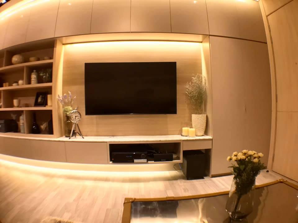 For RentCondoWongwianyai, Charoennakor : 0830-A😊 For RENT ให้เช่า 1 ห้องนอน🚄ใกล้ BTS สถานีวงเวียนใหญ่ เพียง 6 นาที🏢เดอะ รูม บีทีเอส วงเวียนใหญ่ The Room BTS Wongwian Yai🔔พื้นที่:59.00ตร.ม.💲เช่า:30,000.-บาท📞:099-5919653✅LineID:@sureresidence