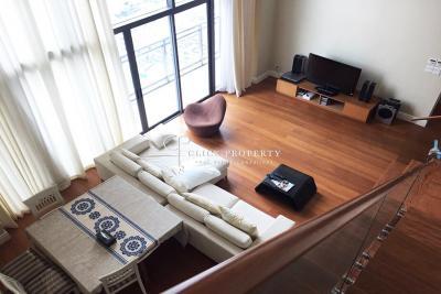 ขายคอนโดสุขุมวิท อโศก ทองหล่อ : 177k per sqm!! ✦Duplex 3beds 28.8MB✦ 162.16sqm. ขาย SALE Bright Sukhumvit 24 (ไบรท์ สุขุมวิท 24) | near BTS Phrom Phong connected to Emporium & EmQuartier | Sukhumvit - Phrom Phong condominium apartment