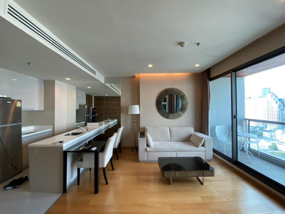 เช่าคอนโดสาทร นราธิวาส : Rent/Sale Address Sathorn 1 bed Promo 40000