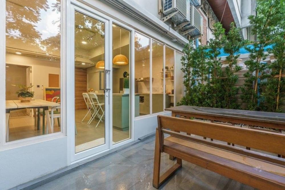 For RentHouseSukhumvit, Asoke, Thonglor : House for rent in Sukhumvit 39 (5 min walk from Emquartier)