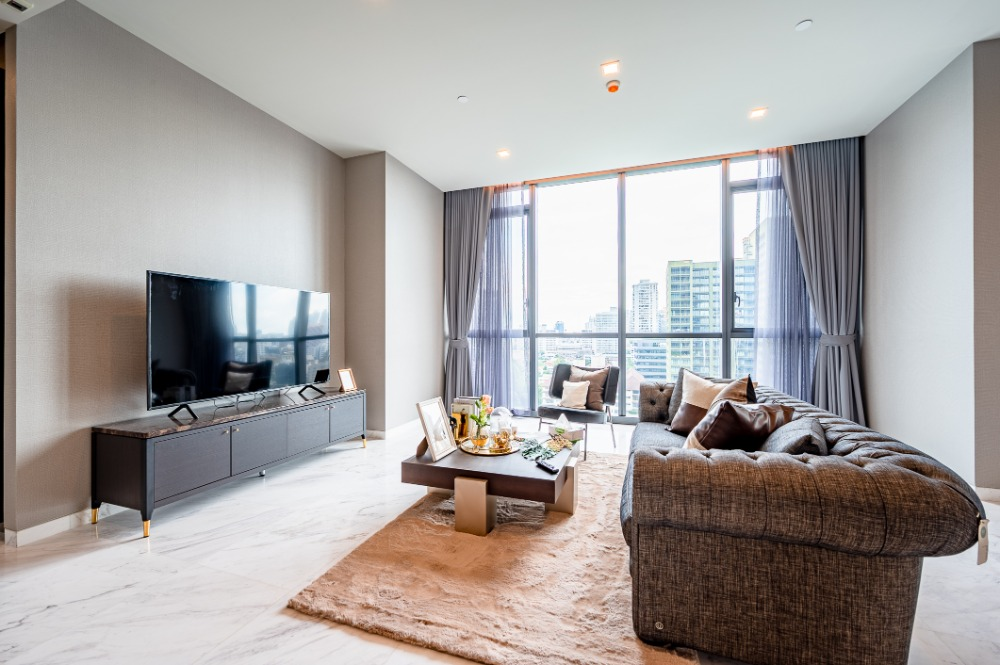 For RentCondoSukhumvit, Asoke, Thonglor : For Rent THE MONUMENT Thonglor Fully Furnished and Ready to move in
