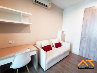 For RentCondoRatchathewi,Phayathai : For Rent The Capital Ratchaprarop - Vibha 1Bedroom 32Sq.   Fully furnished
