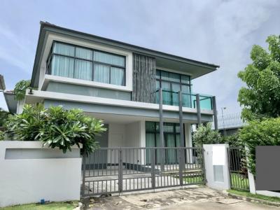 ขายบ้านบางซื่อ วงศ์สว่าง เตาปูน : ขายบ้าน เศรษฐสิริ ศรีนครินทร์-พระราม9 แปลงริม  63 ตร.ว