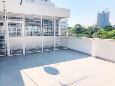 For RentOfficeSukhumvit, Asoke, Thonglor : Office near BTS Thonglor only 300 meters, 4th floor.