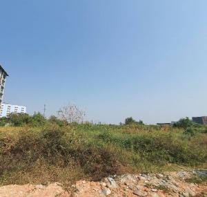 For SaleLandSamrong, Samut Prakan : Discount more than 2 millions,  Free transfer fees, Land for sale 380 sq.w. , Beautiful land, filled and near ABAC, Bangna-Trad 26 km., Suitable for condo apartment.