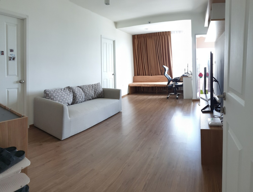 For SaleCondoBang Sue, Wong Sawang : Condo for sale U Delight @ Bangson Station  fully furnished. Size 50 SQM.  2 bed1 bath.