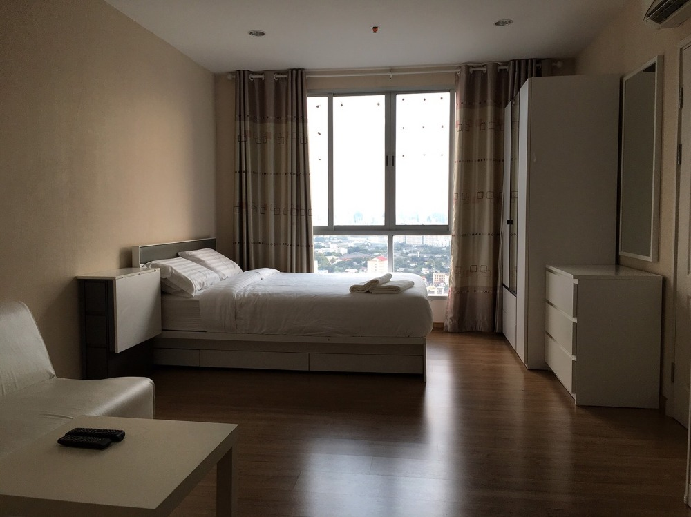 For RentCondoBang Sue, Wong Sawang : Condo for rent The Tree Bang Po Station  fully furnished (Confirm again when visit). Size 30 SQM.  studio room1 bath.