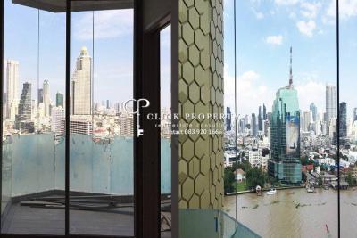 For SaleCondoWongwianyai, Charoennakor : - BEST PRICE - 3beds on 4x floor SALE Magnolias Waterfront Residences ICONSIAM Icon Siam for sale 144.45sqm 144.72sqm 145sqm   bangkok riverside condo next to BTS skytrain