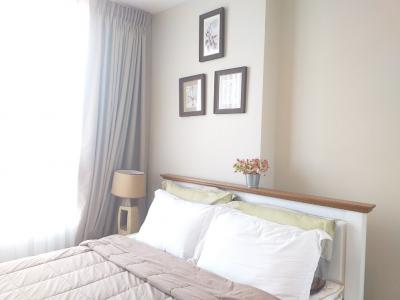 เช่าคอนโดอ่อนนุช อุดมสุข : คอนโดใหม่ ห้องแต่งสวย ราคาไม่แรง
