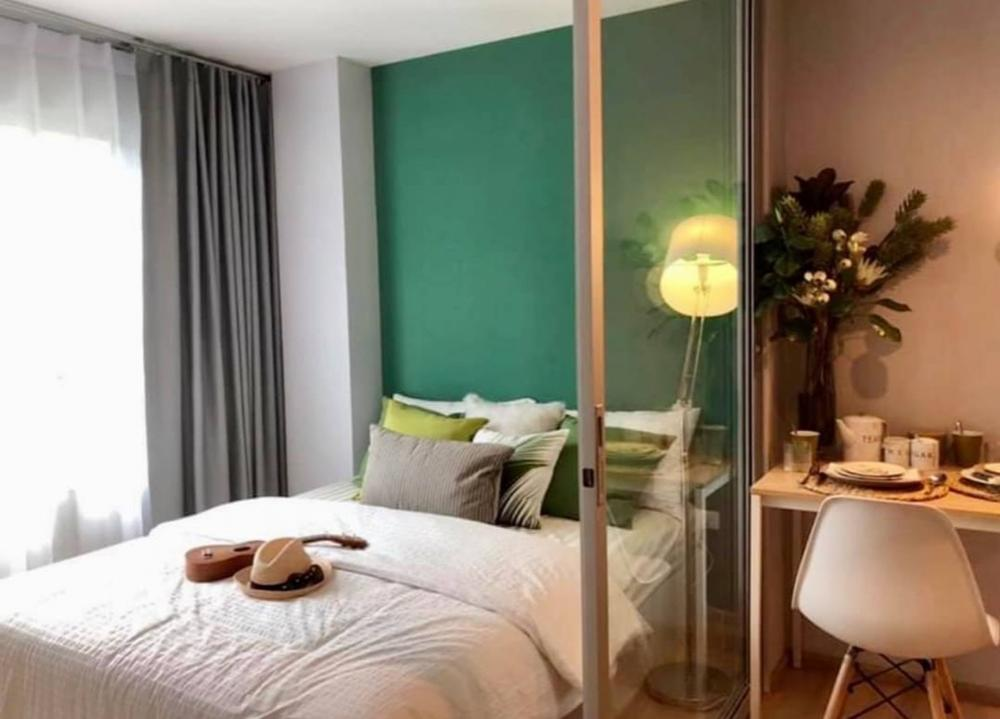 For RentCondoBang kae, Phetkasem : 🔥🔥 New !!  Condo for rent, The Niche ID Bang Khae, size 30 sqm., 7th floor #, near MRT Bang Khae station code 4528