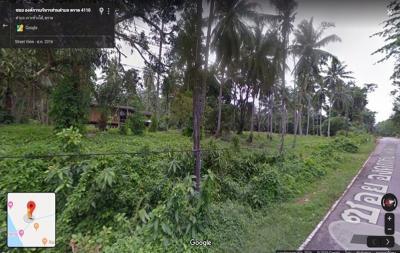 ขายที่ดินตราด : ขายที่ดิน เกาะช้าง 17 ไร่ 84 ตรว. ติดถนนทางหลวงชนบท อำเภอ เกาะช้าง ตราด