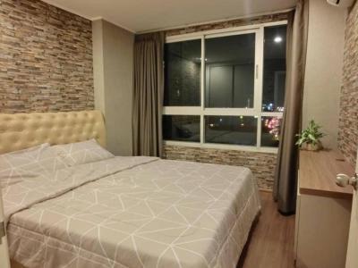 For RentCondoThaphra, Wutthakat : 🔥🔥 New !!  Condo for rent, U Delight @ Talat Phlu Station, size 30.42 sqm., 7th floor #, near BTS Talat Phlu Code 4494