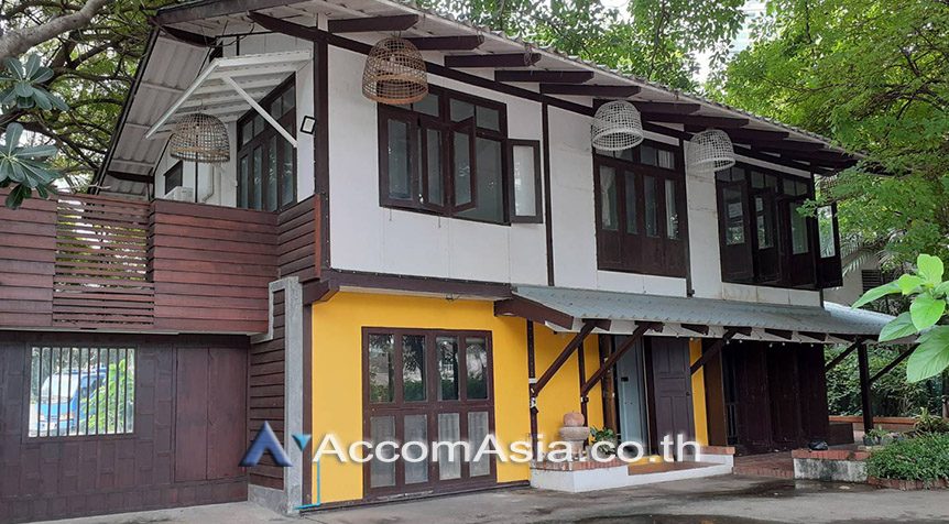 For RentHome OfficeSukhumvit, Asoke, Thonglor : Home Office | House 3 Bedroom For Rent BTS Phrom Phong in Sukhumvit Bangkok