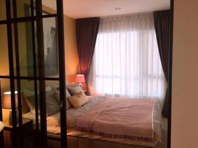 For RentCondoOnnut, Udomsuk : 🔥🔥 New !!  Condo for rent, Regent Home Sukhumvit 97/1, size 28 sq m. Building F, 7th floor #, near BTS Bangchak code 4526