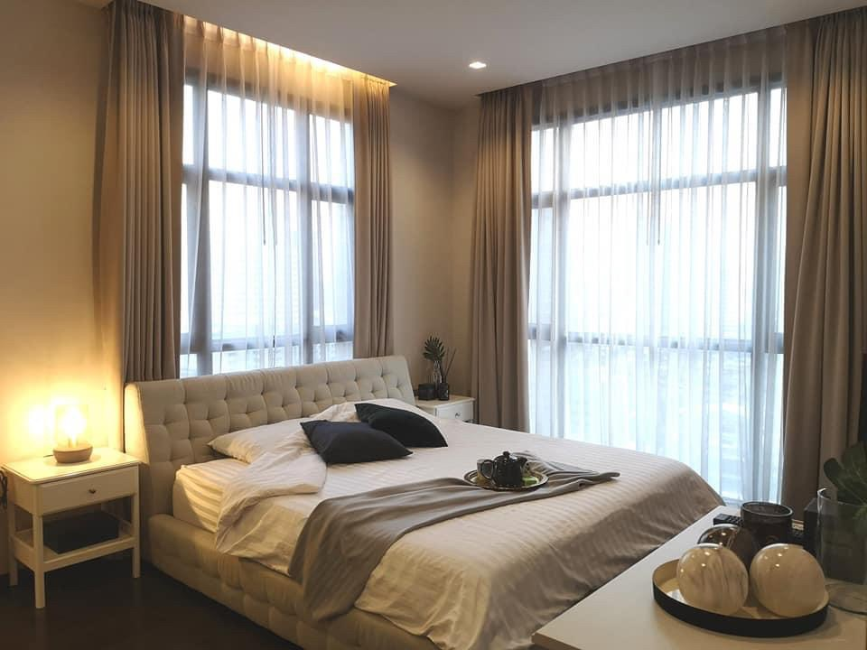 For SaleCondoSukhumvit, Asoke, Thonglor : +++ Urgent sale, beautiful ++ The XXXIX by Sansiri ** BTS Phrom Phong, 2 bedrooms 82.5 sq m, ready to move in.