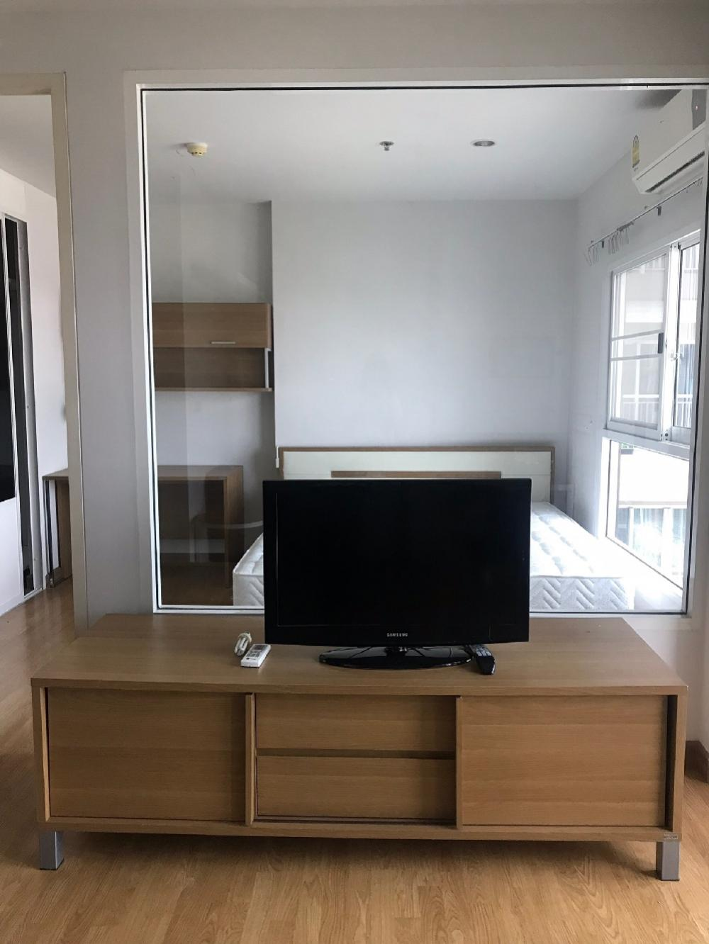 For SaleCondoThaphra, Wutthakat : Condo for sale The Parkland grand taksin, 24th floor, North 1 Bed 35 sq m.