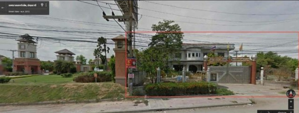 For SaleFactoryRangsit, Patumtani : Land for sale in Rangsit Khlong Song with factories. 2 rai than the main road, cheap price