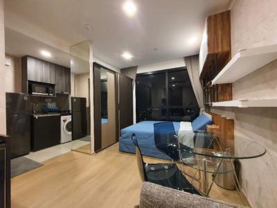 For RentCondoSiam Paragon ,Chulalongkorn,Samyan : For rent Ashton chula silom, studio room, 46th floor, high above the sky, the most beautiful view