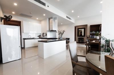 For RentCondoPattaya, Bangsaen, Chonburi : Luxury condo for rent, next to the sea, beautiful view, Na Jomtien - Pattaya