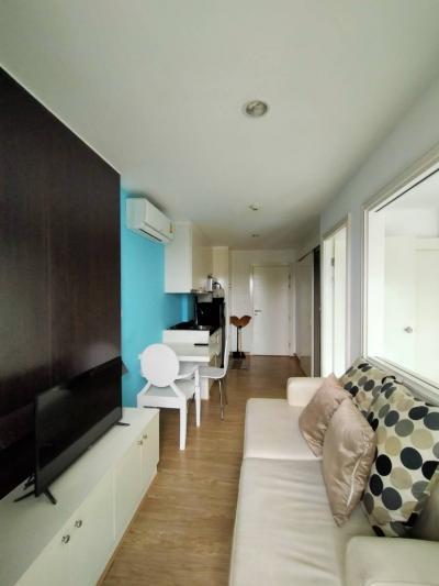 For RentCondoNawamin, Ramindra : Condo for rent, Parc Exo, Kaset-Nawamin. Building F, 8th floor, ready to move in.