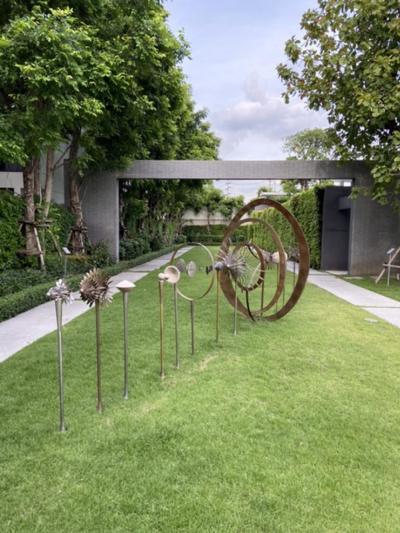 ขายบ้านพระราม 9 เพชรบุรีตัดใหม่ : Parc priva : Super luxury home in town center. เศรษฐีต้องคู่กับบ้านที่คู่ควรบ้านหรู โครงการดีที่สุดของนาราย