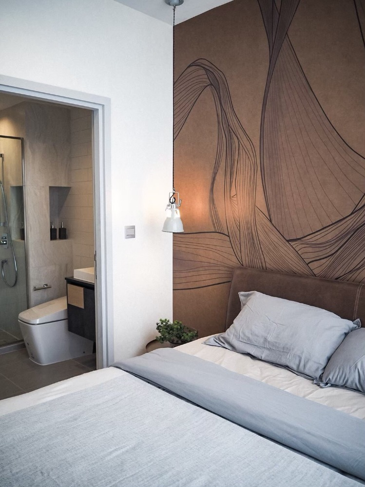 For RentCondoSapankwai,Jatujak : For rent, The Line Jatujak, Mochit, 1 bedroom.