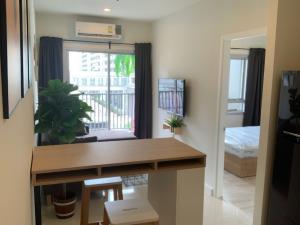 For RentCondoRattanathibet, Sanambinna : Sale2.6m/Rent10,000 Manor Sanambinnam 1bed 38sqm 6th Floor fully