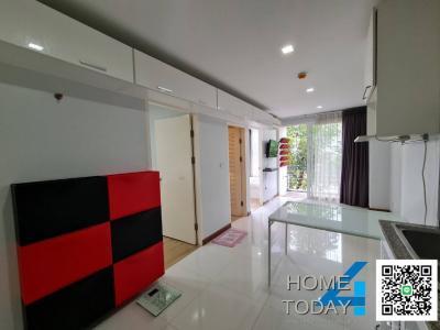 For SaleCondoLadkrabang, Suwannaphum Airport : Urgent sale, Airlink Residence condo, beautiful panoramic room, 2 bedrooms