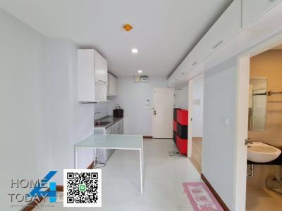 For SaleCondoLadkrabang, Suwannaphum Airport : Urgent sale, Airlink Residence Condo, panoramic room, beautiful 2 bedrooms