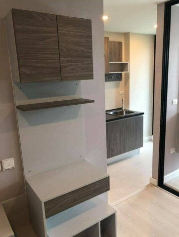 For SaleCondoRamkhamhaeng,Min Buri, Romklao : KP-0300 Urgent sale! Condo The Cube Plus Minburi, beautiful room, fully furnished, near the Pink Line Minburi Market Station