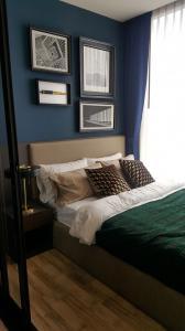 For RentCondoSapankwai,Jatujak : 💥💥The line Jatujak-Mochit💥💥Very beautiful room @24Agency