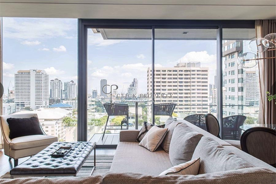 For SaleCondoSukhumvit, Asoke, Thonglor : ✦ MUST HAVE !! BELOW Market Price ✦ 124sqm very nice furnished ✦ SALE MARQUE Sukhumvit (Mark Sukhumvit) 39 for sale sell nicely furnished | 50meters to BTS Phrom Phong next to Emquartier department store | Thonglor